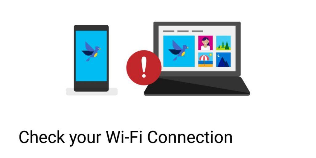 wifi problemen
