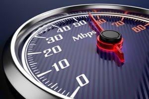 internet snelheid testen